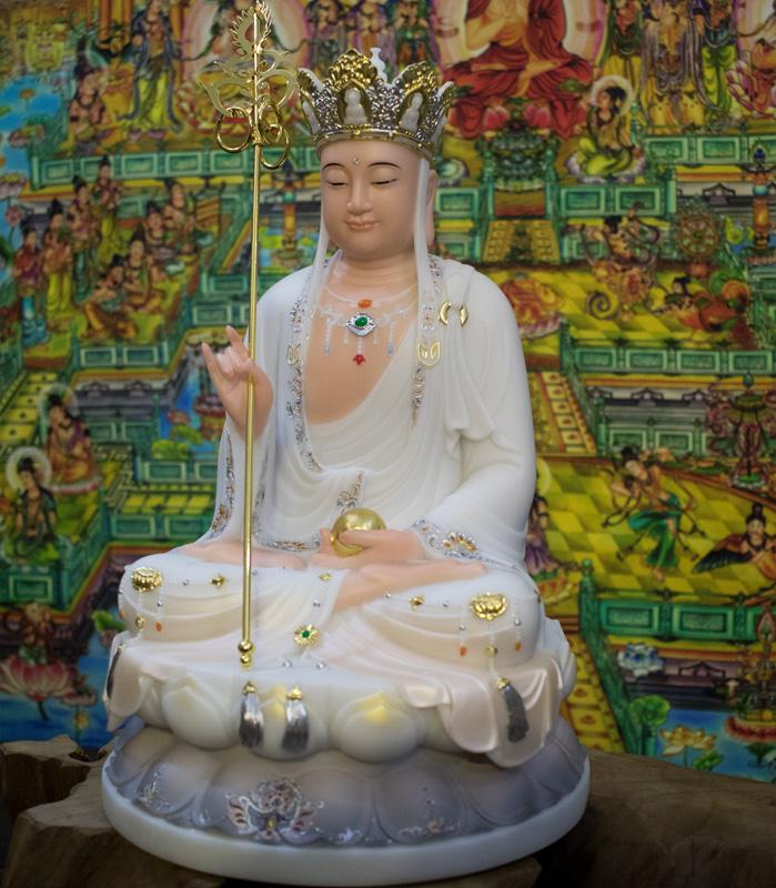 Tượng Phật Địa Tạng