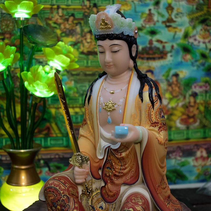 Tượng Phật Hoa Nghiêm