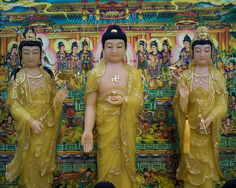7 Tượng Phật Dược Sư
