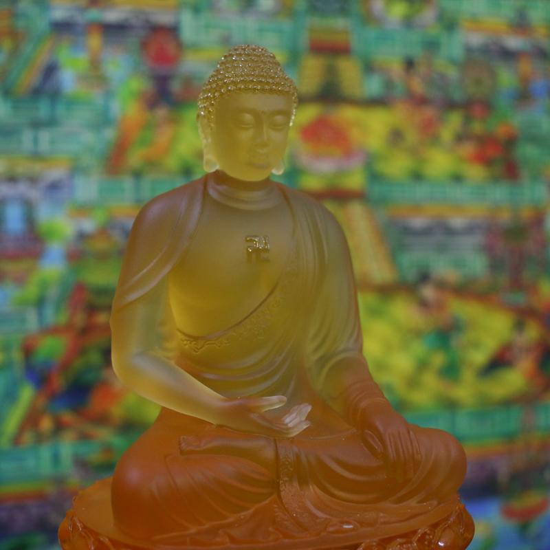 Phật Dược Sư 7 thế tay